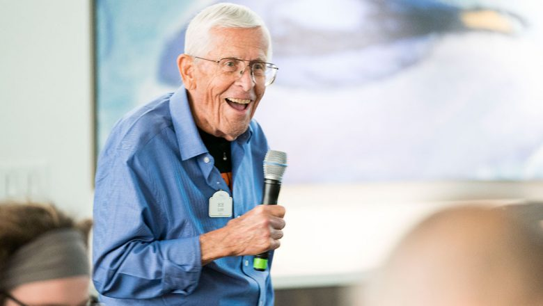 bob gurr legend lunch