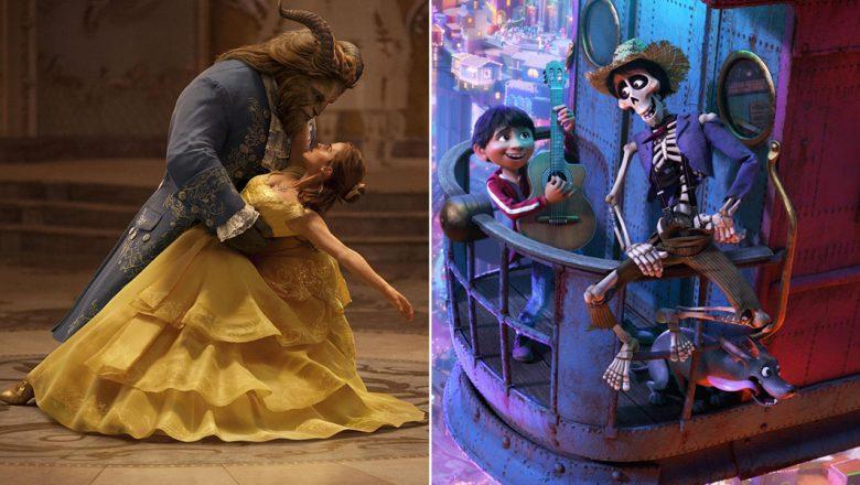 Disney Oscar nominations