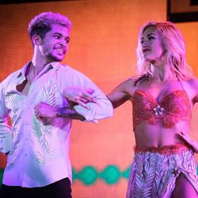 Jordan Fisher Dancing with the Stars