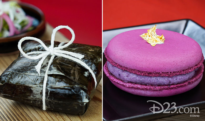 DCA Lunar New Year treats