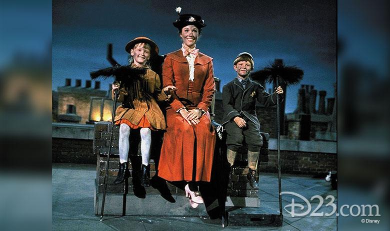 mary poppins - disney mentors