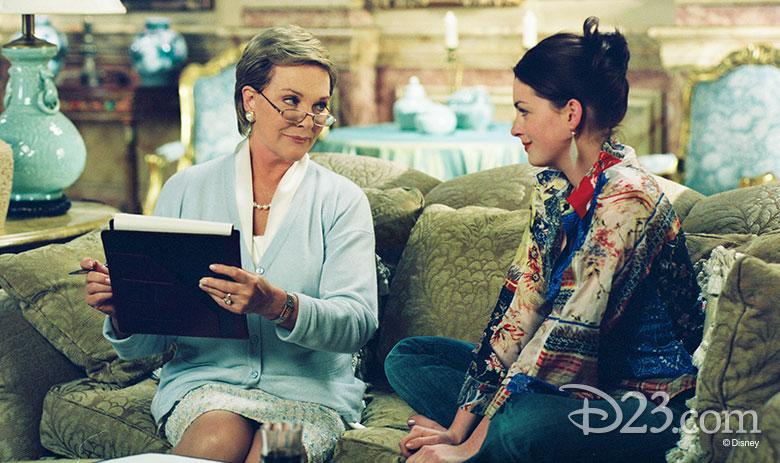 queen clarisse - disney mentors