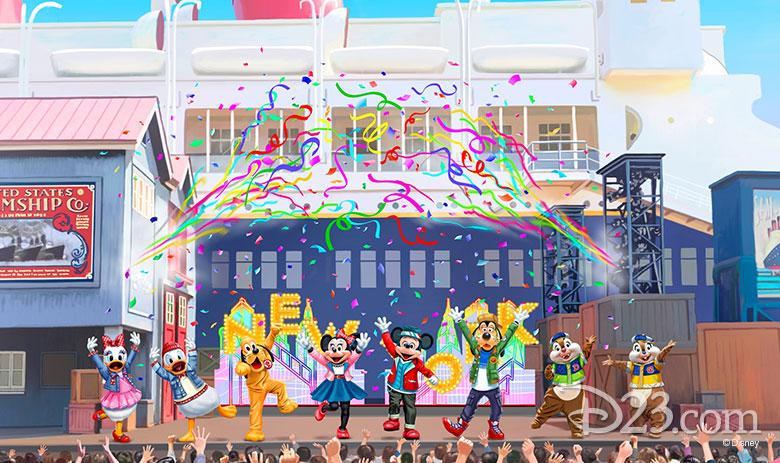 Tokyo Disney Resort 35th anniversary celebration