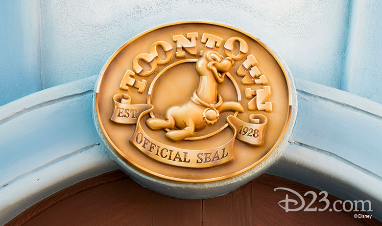 """Toontown Official """"Seal"""""""
