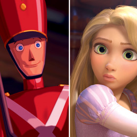 Disney movies based on fairy tales