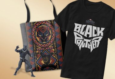 black panther merch