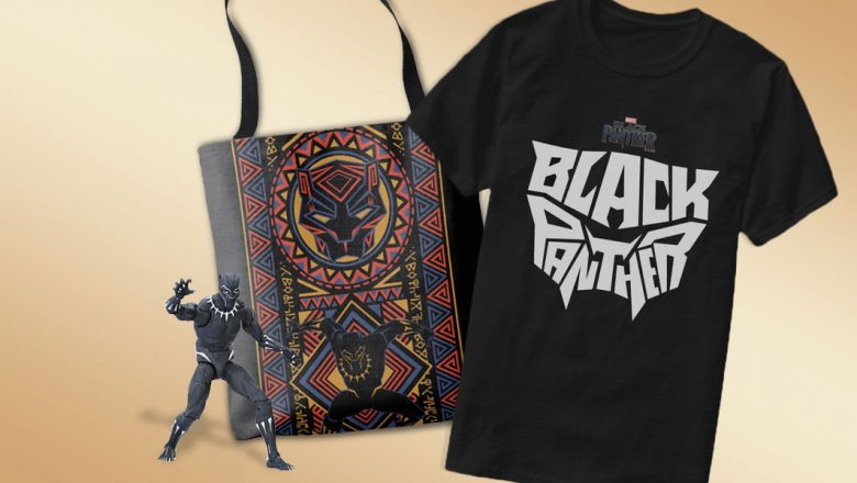Pounce on This Magnificent Black Panther Merchandise - D23