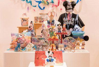 Tokyo Disney Resort's 35th anniversary exhibit
