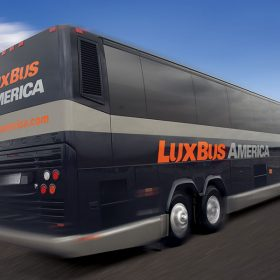 Lux Bus America discount