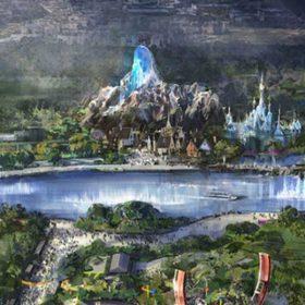 Disneyland Paris expansion