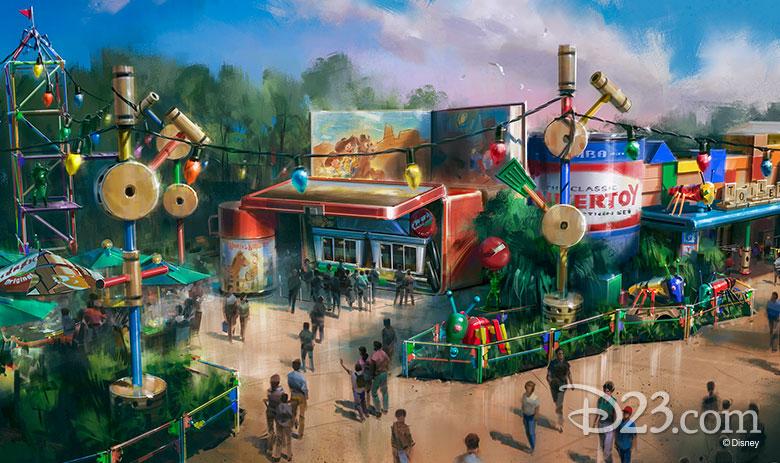Toy Story Land WDW