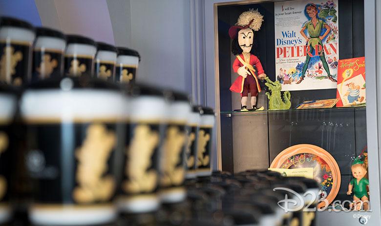 Peter Pan screening on the Walt Disney Studio Lot