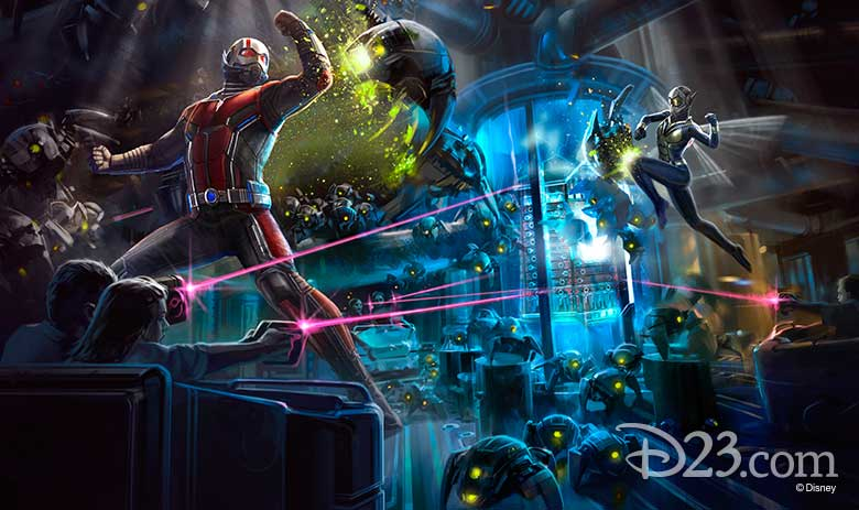 Disney Parks announcements from D23 Expo Japan 2018
