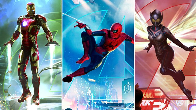 New Super Hero Themed Areas Coming To Disneyland Resort Disneyland