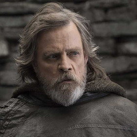 Mark Hamill on Jedi Day