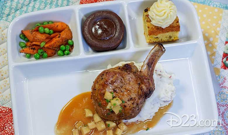 Pixar Fest foods
