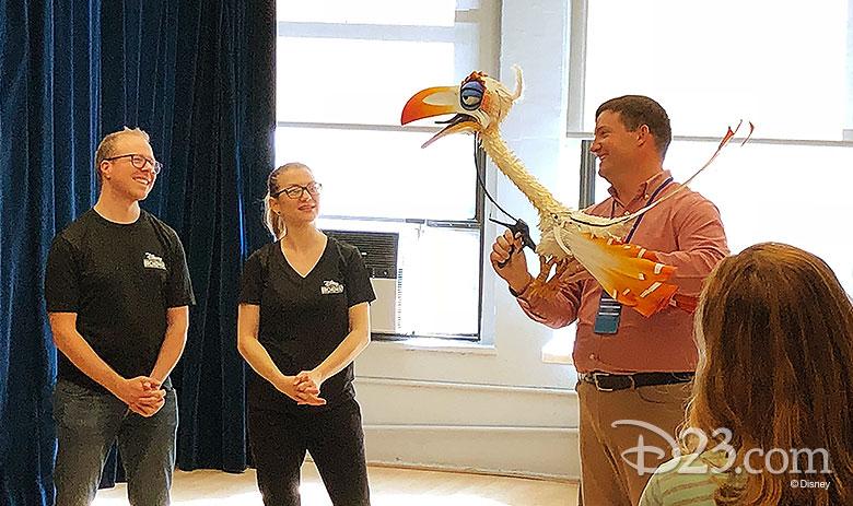 Frozen on Broadway event recap