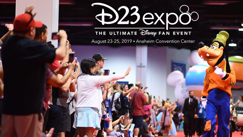 The D23 Expo 2019 Dates Are Here! - D23