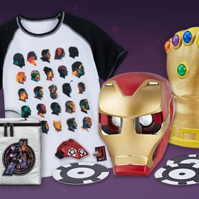 Avengers: Infinity War merchandise