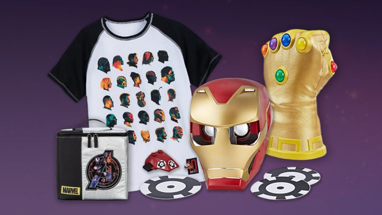 e6d31c8bb Incredible Items that Celebrate Avengers: Infinity War - D23