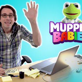 Matt Danner Muppet Babies desk