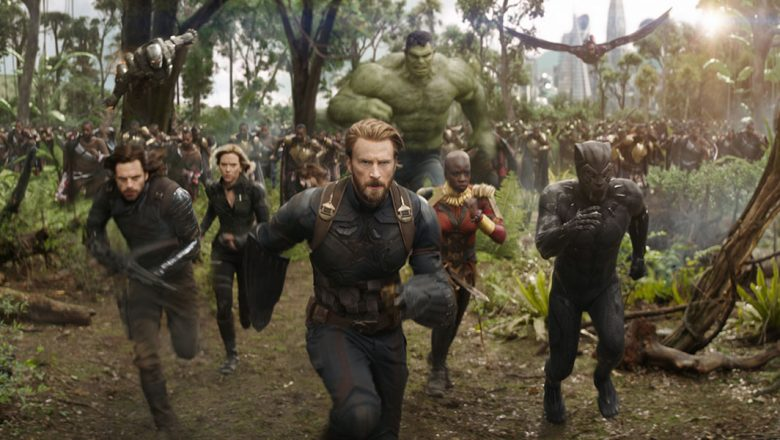 Road to Infinity War