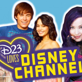 D23 Loves Disney Channel