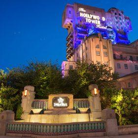 Twilight Zone Tower of Terror Disneyland Paris