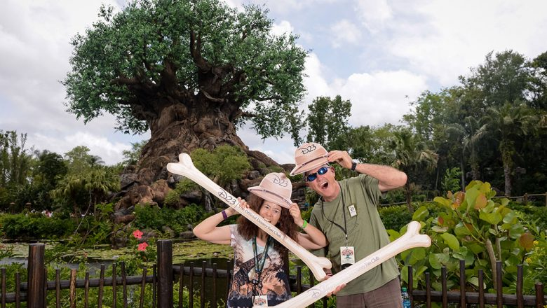 Disney's Animal Kingdom 20th anniversary event