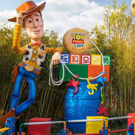 Shanghai Disney Resort Toy Story Land