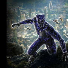 Black Panther home release