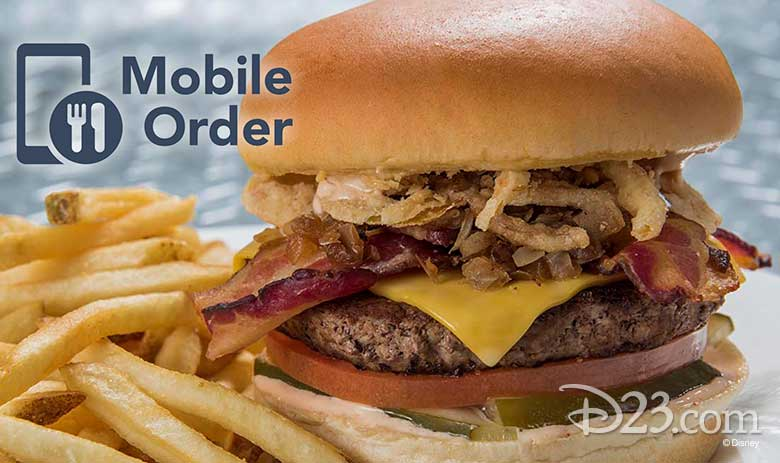 news briefs disneyland app