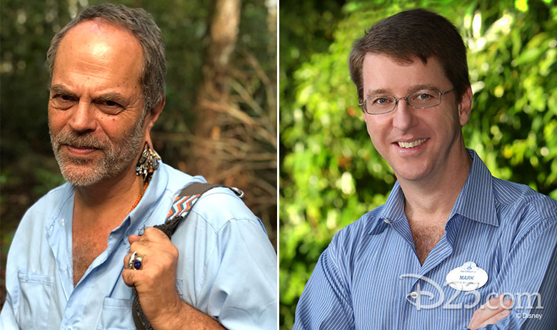 Joe Rohde and Dr. Mark Penning