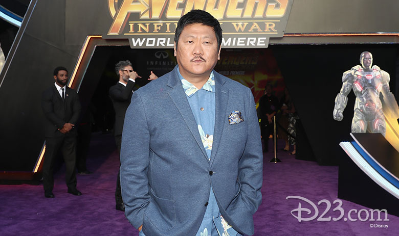Avengers: Infinity War premiere