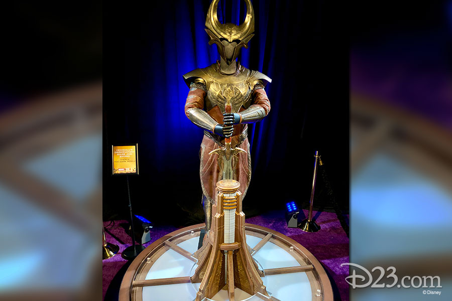 Avengers: Infinity War Premiere Props and Costumes