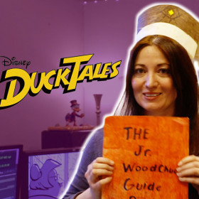 DuckTales From the Desk Of