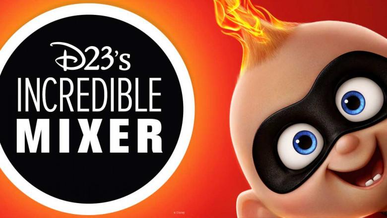 D23's Incredible Member Mixer