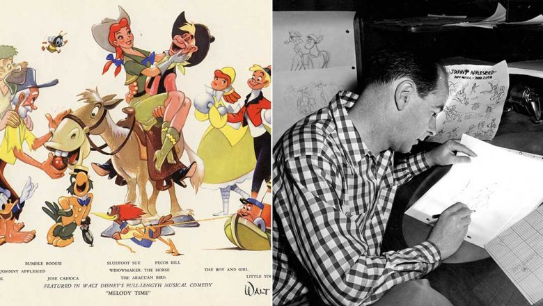 Did You Know 10 Tuneful Facts About Walt Disney S Melody Time D23