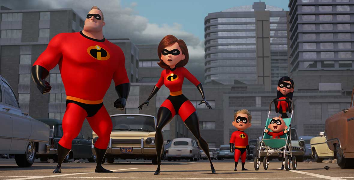a to z incredibles 2