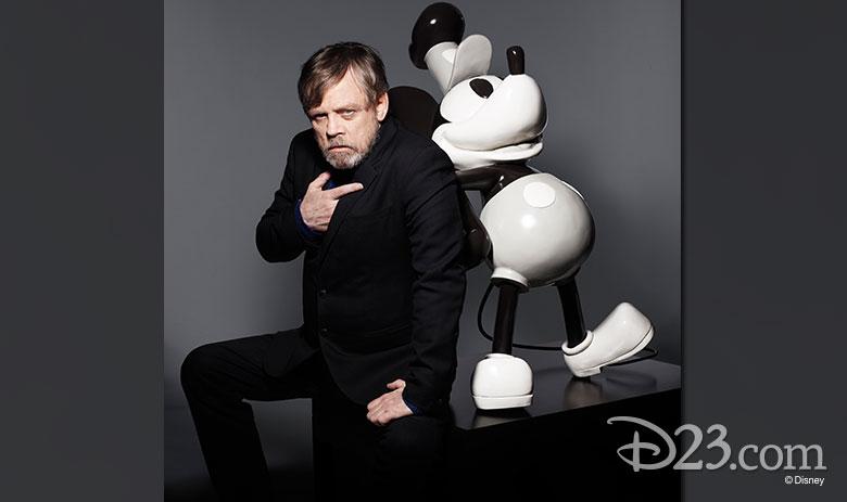 Rankin Mickey Mouse photography