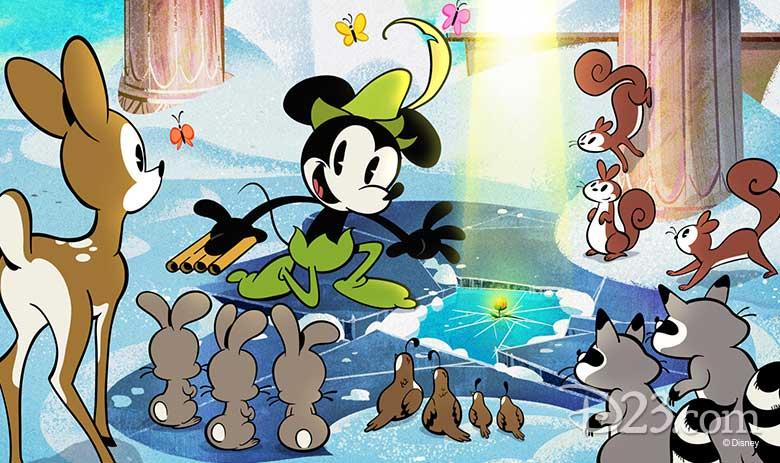 Mickey Mouse Springtime