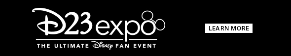 D23 Expo 2019 landing banner