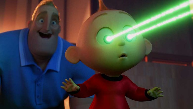 Jack-Jack from Incredibles 2