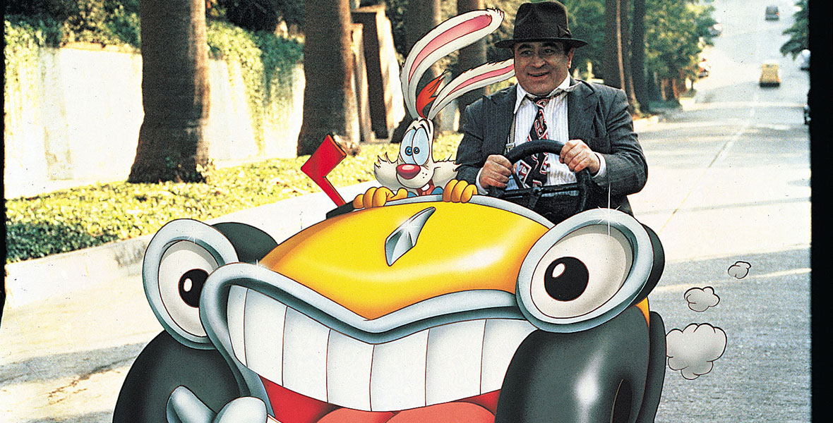Did You Know 5 Animated Facts About Who Framed Roger Rabbit D23