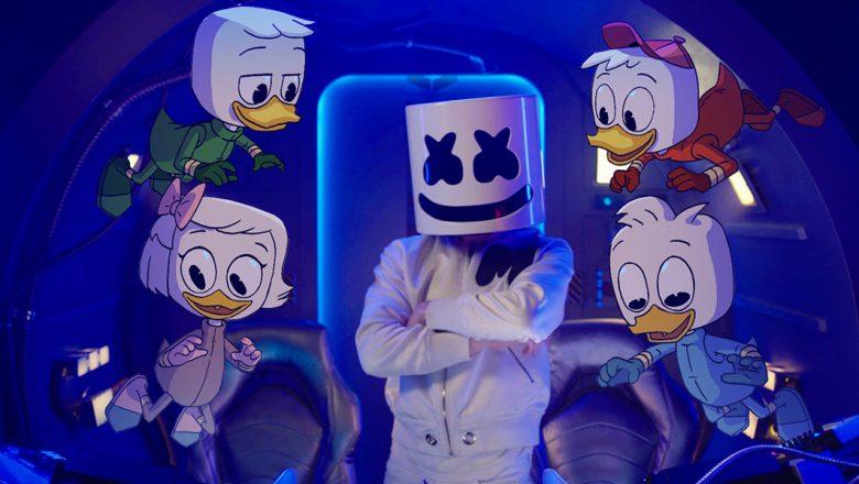 Marshmallo Ducktales