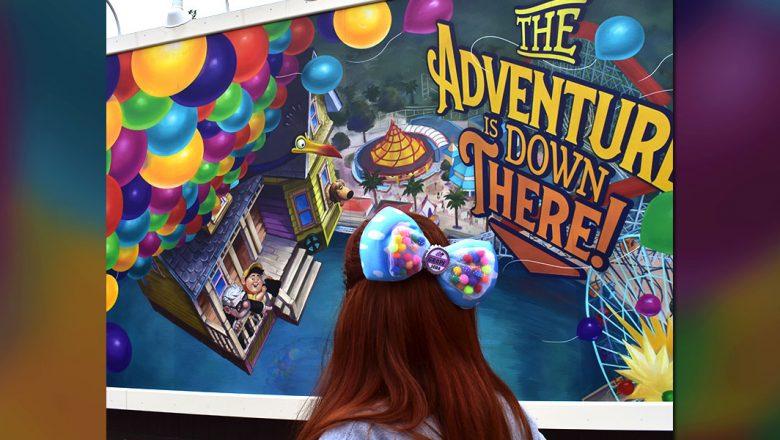 Pixar Pier event recap