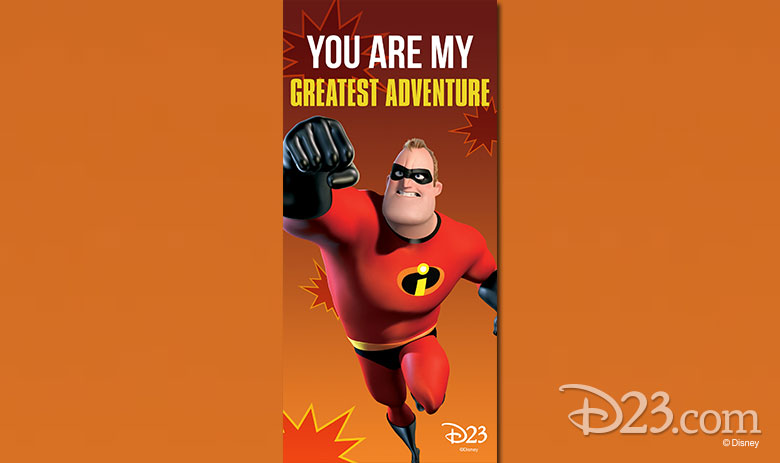 Incredibles father's day wallpaper