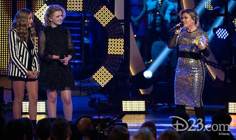 Kelly Clarkson Radio Disney Music Awards 2018