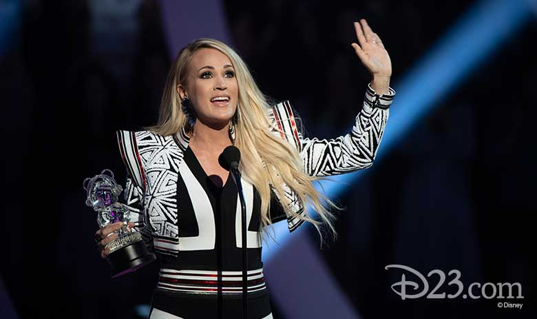 Carrie Underwood Radio Disney Music Awards 2018
