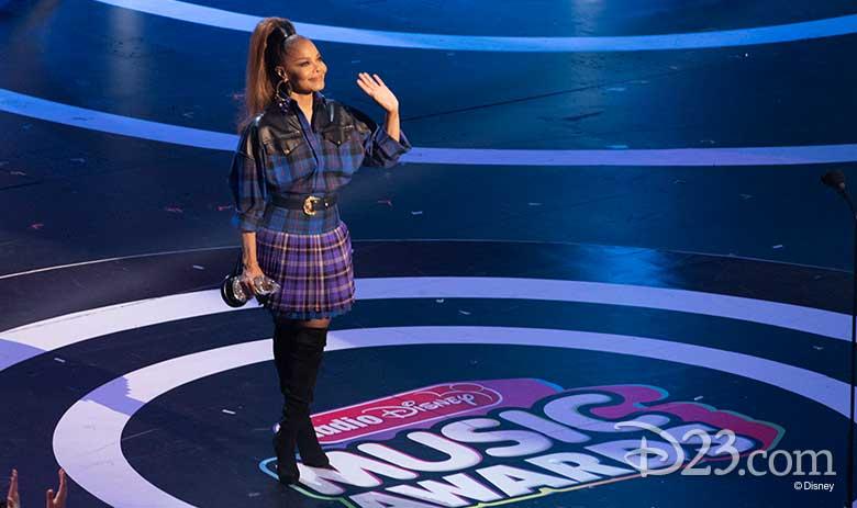 Janet Jackson Radio Disney Music Awards 2018